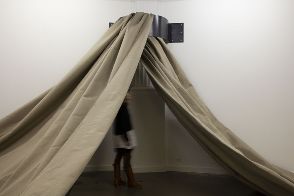 Leinen, Stahl, 30 x 4m