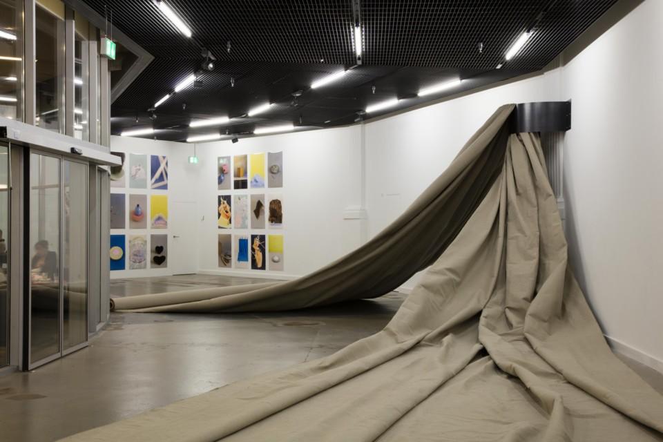 Ausstellungsansicht, Kunsthalle Luzern