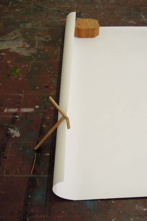 Papier, Holz, Kork